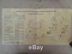 Nos 1941 1948 Chevy Boîtier D'essuie-glace Arrière Accessoire D'origine Gm Trico