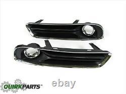 Nouveau 2011-2014 Chrysler 300 Fog Lamp Light Lights Kit Mopar Genuine Oem 82212324