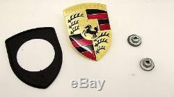 Nouveau Kit D'insigne De Capot Bonnet D'origine Porsche 911 924s 924 944 968 964 968 912