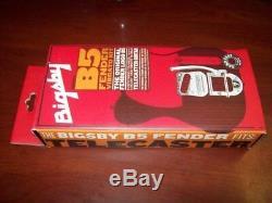 Nouveau Kit D'origine Fender Bigsby B5 Pour Tele, Logo F, # 086-8013-004