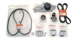 Nouveau! Kit De Service De Courroie De Distribution Et De Pompe À Eau D'origine Honda Acura V6 2003-2014
