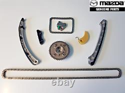 Nouveau Véritable Mazda 3 6 Cx-7 2,3l Mps Turbo Timing Chain Kit Vvt Ajusteur L3-vdt