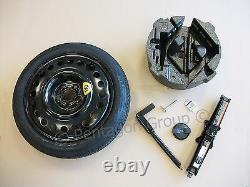 Nouveau Véritable Vauxhall Mokka / Mokka X 2012- 16 Space Saver Spare Wheel Kit