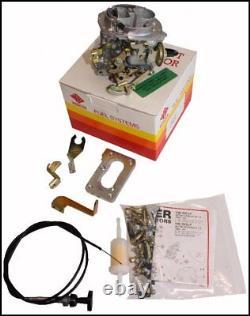 Nouveau Véritable Weber 32/34 Dmtl Vw Golf 1.8 1800cc Kit Carburateur Automatique 22670.919