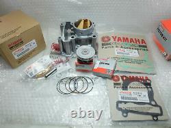 Nouveau Véritable Yamaha Yzf R125 Wr125 Te125 Big Bore Cylinder Kit 150cc