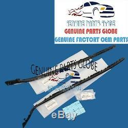 Nouvelle Lexus Is350 06-13 Is250 Véritable Conducteur Et Passager Pare-brise Molding Kit