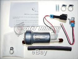 Nouvelle Pompe À Essence Hellcat D'origine Walbro 525lph F90000285 Et Kit D'installation E85 400-1168