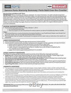 Oem D'origine Ford 6.0 6.0l Powerstroke Diesel Mise À Jour Support Tuyau / Fiche Factice Kit