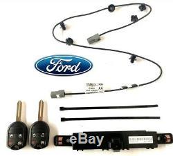 Oem Originale Ford 2011-2016 F250 F350 F450 F550 Kit De Démarrage À Distance Sd - 2 Clés Rpo