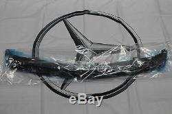 Origine A45 Amg Pare-chocs Avant Gloss Black Spoiler Mercedes-benz W176 Classe A