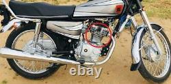 Pièces Honda Authentiques (pas Copies) Cg125 Moteur Cyclinder Block Barrel & Head Kit