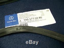 Plaque De Conducteur De Transmission Mercedes + Connecteur + Filtre & Joint Oem Véritable
