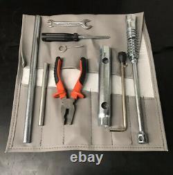 Porsche 944 924 968 Véritable Kit D'outils Boîte À Outils Nouveau