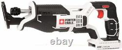 Porter-cable Lithium Li-ion Cordless Combo Kit Avec Soft Case 8-tool 20-volt Max