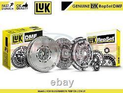 Pour Bmw 3 Series 330 CI 330i Kit D'embrayage À Double Volant Luk Luk 98-02 / 03