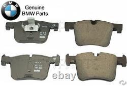Pour Bmw F22 F23 F30 F31 F32 F33 F34 F36 Front & Rear Brake Pad Sets Kit Genuine