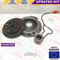 Pour Rover 75 Mg Zt Zt-t 2.0 Cdti Diesel 3 Kit Pièce D'embrayage Scc Bearing Uprated