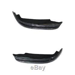 Réelle En Fibre De Carbone Pare-chocs Avant Jupe Lip Kit Pour Bmw Série 3 F30 20122015