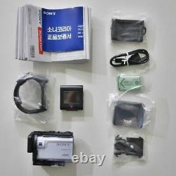 Sony Fdr-x3000 & Live View Remote Kit Action Cam Caméscope Caméra Véritable