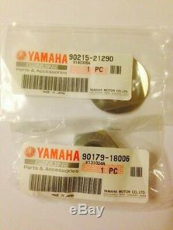 Sprocket Nut Et Kit Laveuse Yamaha Véritable Fzs600 Fazer Avant