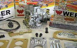 Suzuki Samurai Weber Carburetor Conversion Kit Manuel Choke Avecgenuine Weber