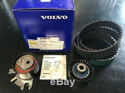 Timing Volvo Véritable Cam Belt Kit 2.0d D4204t V50 C30 C70 S80 V70 S40 8653649