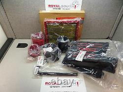 Toyota 16-19 Tundra Sequoia Trd Performance Kit D'admission D'air Froid Véritable Oe Oem