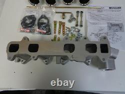 Toyota 22r Dual Weber 45 Dcoe Kit De Conversion Manifold, Linkage, Véritable Weber