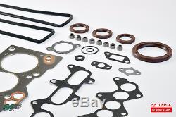 Toyota Ae86 4age 16v Total Joint Kit Véritable Livraison Rapide Oem