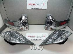 Toyota Sienna 2011 2016 Se Tail Light Light Set Kit Oem Véritable Oe