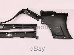 Toyota Supra Jupes Latérales Panneaux Rocker Moulding D'entrée D'air Cantonnières Body Kit Oem