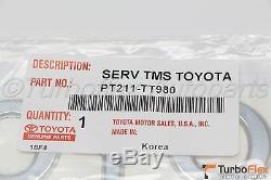 Toyota Tacoma 1998-2004tailgate Toyota Tacoma Et Emblème Chrome Kit Oem Véritable