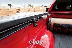 Toyota Tundra 2021 6.5' Bed Deck Rail System Kit Véritable Oe Oem