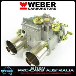 Triple Weber 45 Dcoe Kit Genuine Holden 6 Torana Xu1 Etc 9 Port 179 186 202
