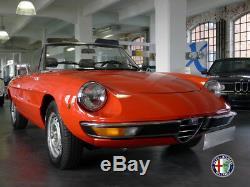 Türgriffe Türgriff Alfa Romeo Spider 105/115 1970-1993 Satz Liens Rechts Neu Chrom
