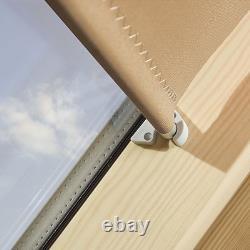 Velux Mk06 Pine Centre Pivot Roof Window Loft Skylight 78 X 118cm Authentique Velux