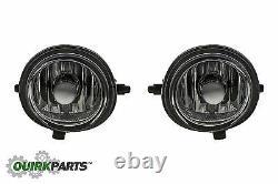 Véritable 2007-2009 Mazda Cx-7 Front Fog Light Lamp Kit Set Oem New Eg21-v7-220f