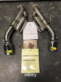 Véritable 2014-2019 Infiniti Oem Q50 Sport Kit Echappement B0100-q50s2 En Stock