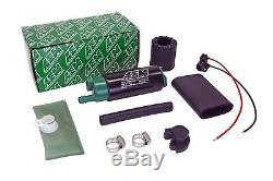 Véritable Aem 50-1200 340lph E85 Performance Intank Pompe À Carburant + Kit D'installation De L'éthanol