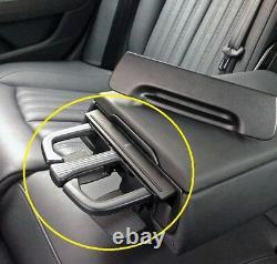 Véritable Audi A6 A7 Armrest Arrière Porte-gobelets Kit De Rénovation Ensemble