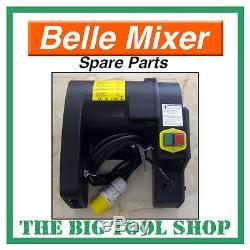 Véritable Belle Minimix 150 110v Kit Moteur Électrique Pour Mini MIX Cement Mixer