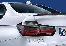 Véritable Bmw F30 Série 3 M Performance Arrière Tail Light Lamp Retrofit Kit 2450105