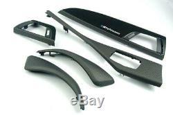 Véritable Bmw M Performance Carbon / Alcantara Garniture Intérieure Kit F22 F87 51952333984