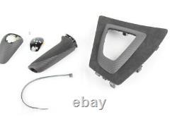 Véritable Bmw M Performance Carbon & Alcantara Trim Kit 2 Série F87 M2 Intérieur