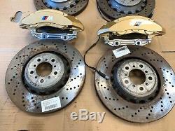Véritable Bmw M3 F87 M2 F80 F82 F83 M4 Cs Gts De Frein En Carbone Céramique Rénovation Kit