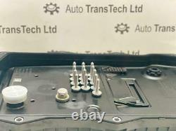 Véritable Bmw Série 5 Zf 8 Vitesse Automatique Boîte De Vitesses Sump Panoramique Filtre 7l Kit D'huile