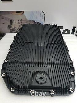 Véritable Bmw Zf 6hp26 6 Vitesses Boîte Automatique Boîte De Vitesses Pan Sump Filtre 5l Kit D'huile