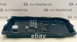 Véritable Bmw Zf 8 Vitesse 8hp70 Boîte De Vitesses Automatique Panoramique Sump 7l Huile Zf Fluide Kit