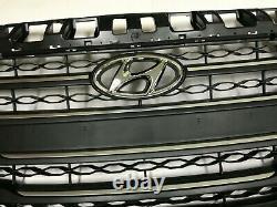 Véritable Capot De Radiateur Oem Grille Kit Set Pour 2012-2015 Hyundai Elantra Gt I30