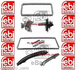 Véritable Febi Bilstein Chaîne De Distribution Kit Bmw 3 E36 E46 5 E34 E39 E60 M50 M42 M54